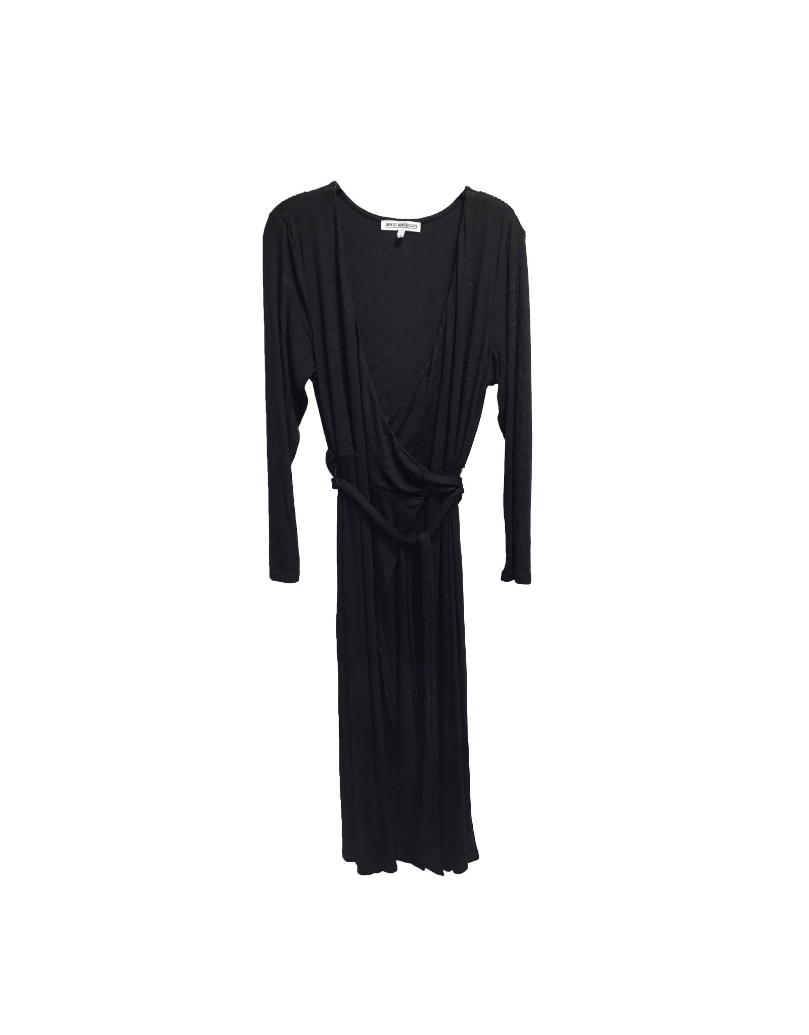 GOOD AMERICAN Good  Americsn  Long  Sleeve  Dress Size S