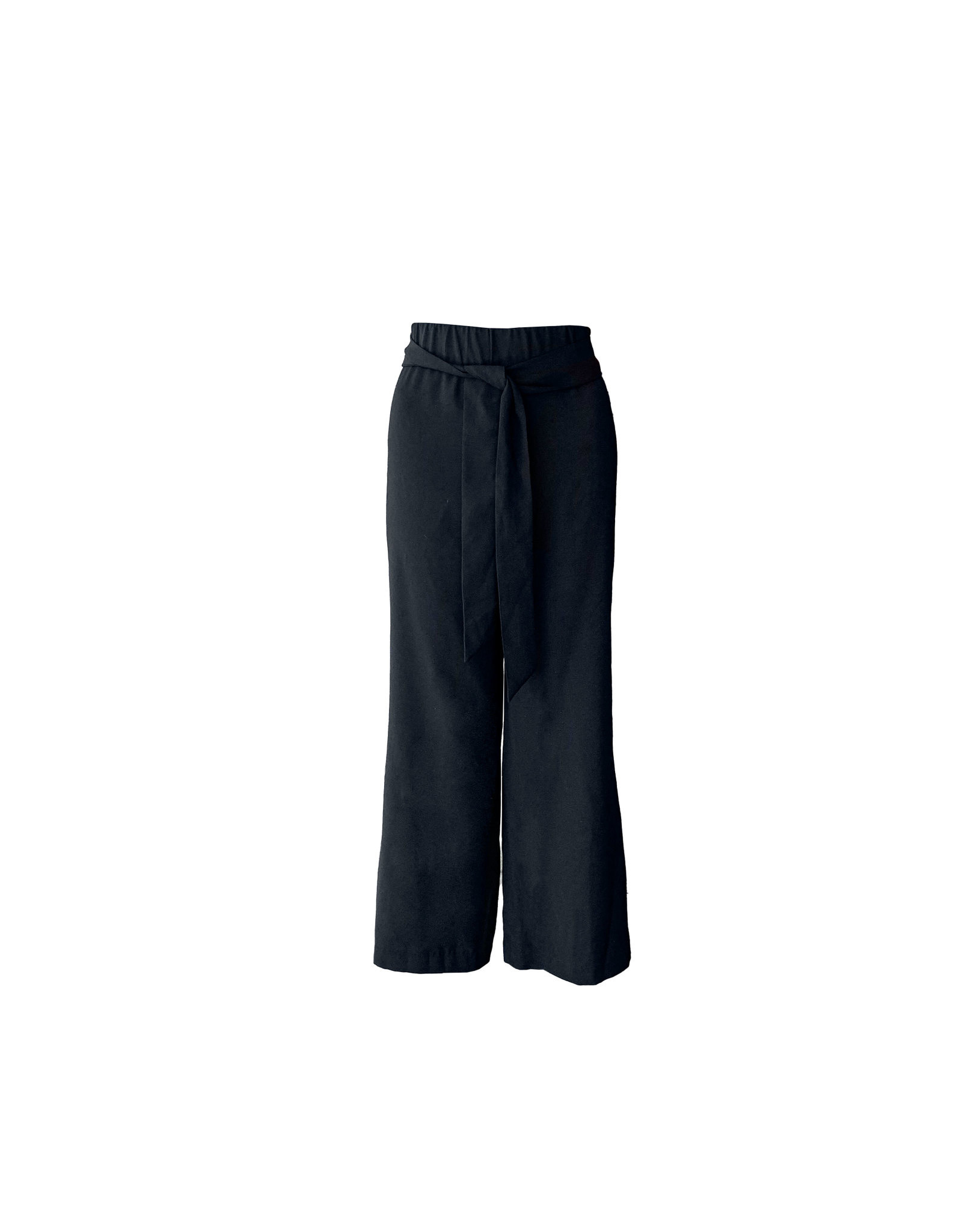 INC INC  Solid Tie  Coulotte Trousers  Size XS
