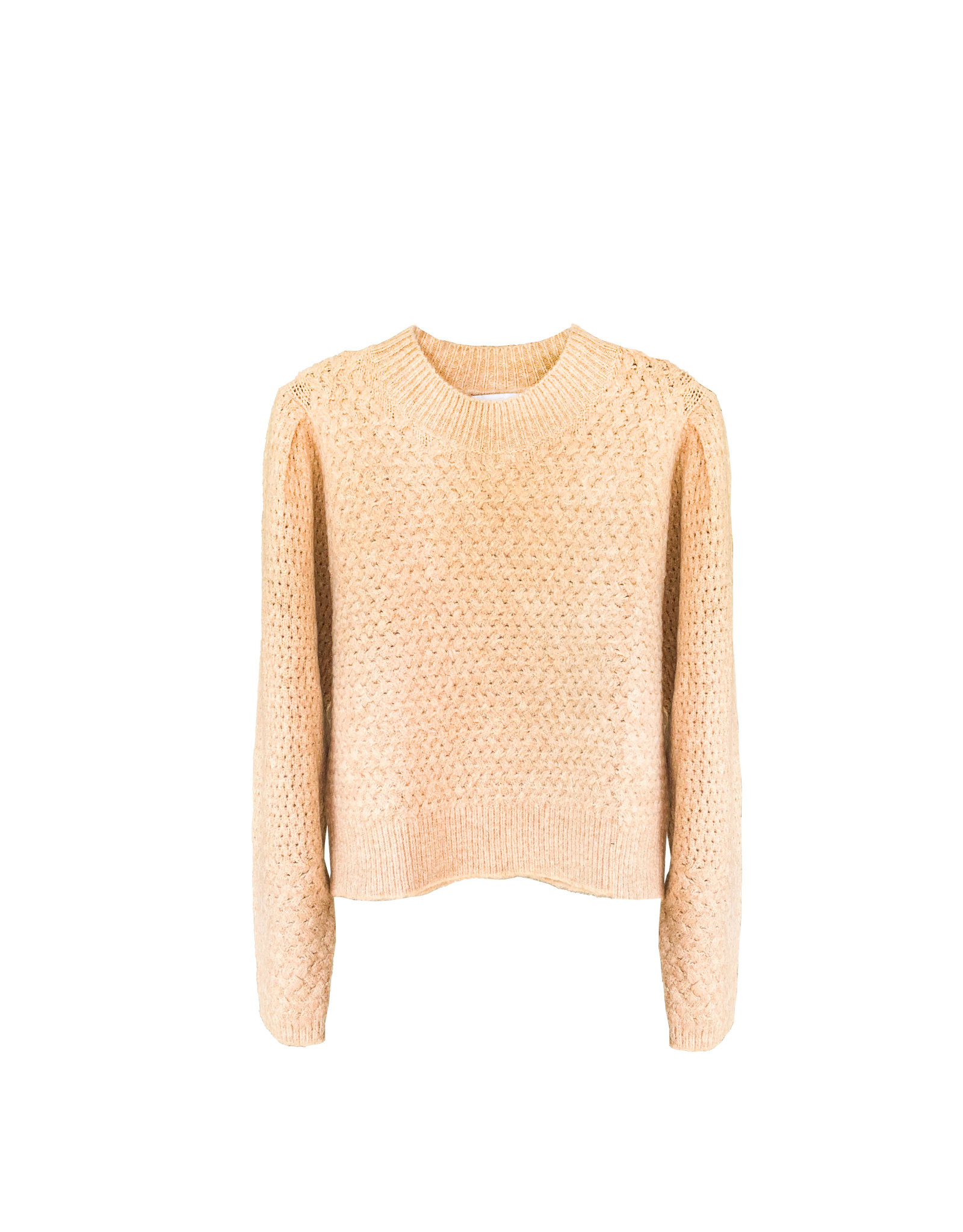 TOPSHOP Topshop Ribbed Cropped Knitted  Swester  Size 8-10
