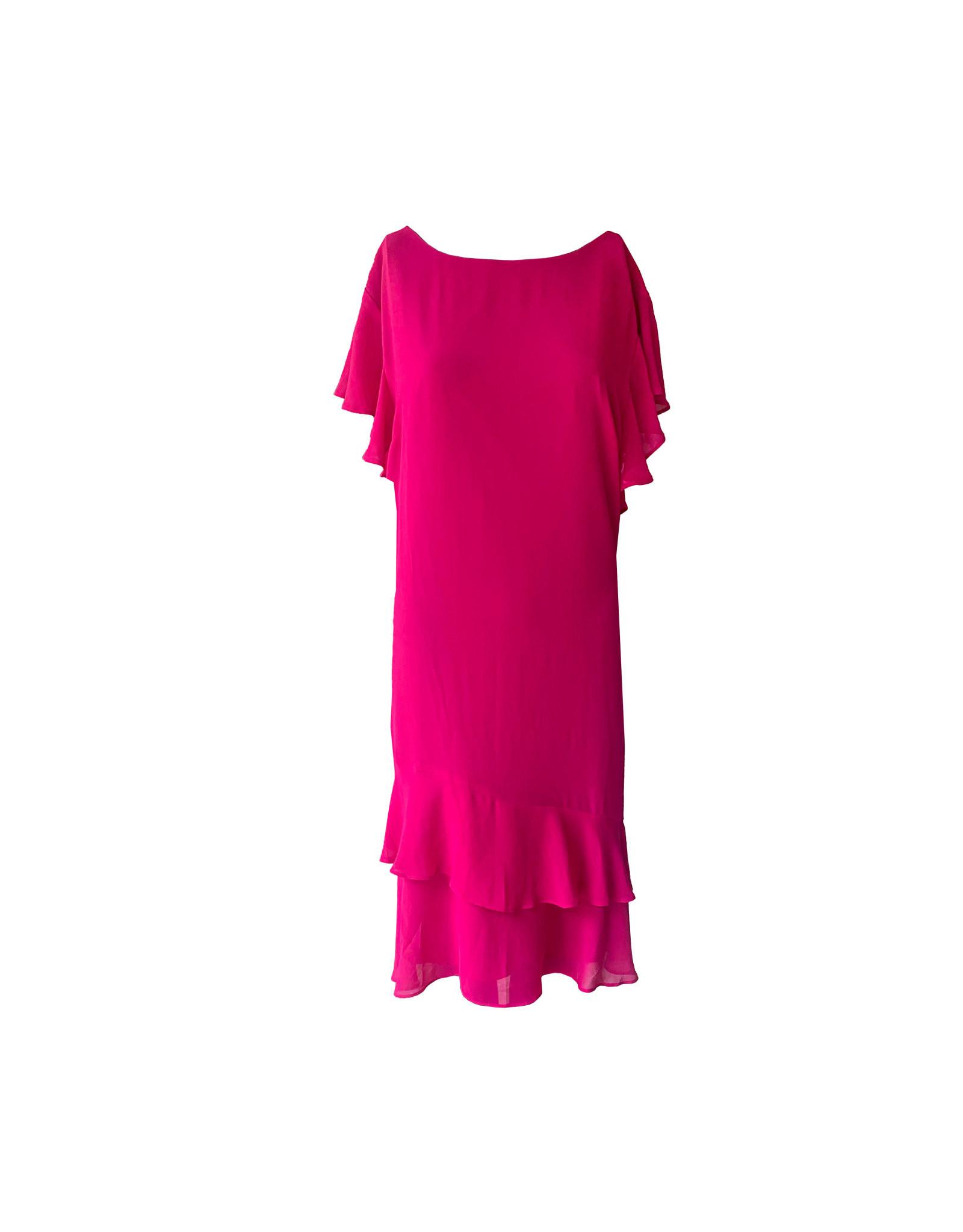 LAUREN RALPH LAUREN Lauren Ralph Lauren Georgette Mini Dress