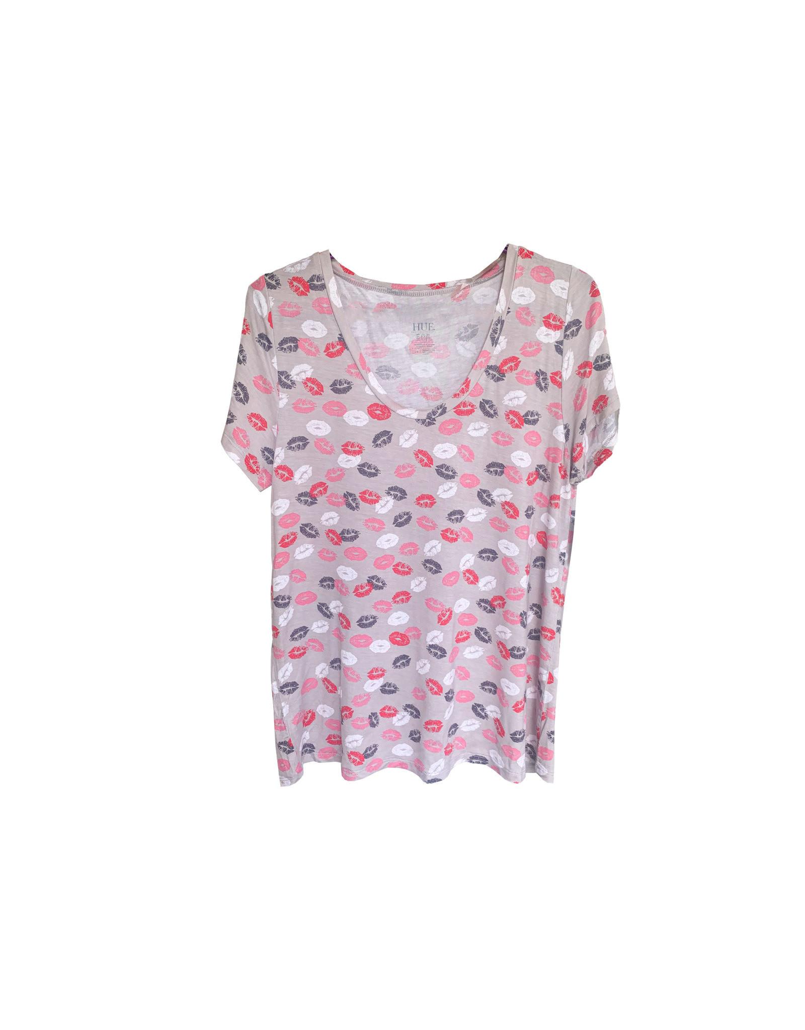 HUE HUE  Sleep T-shirt SizeL
