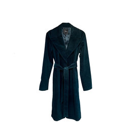 Theory Theory Cinched  Trench Coat size S