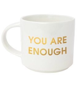 Chez Gagne You Are Enough - Mug