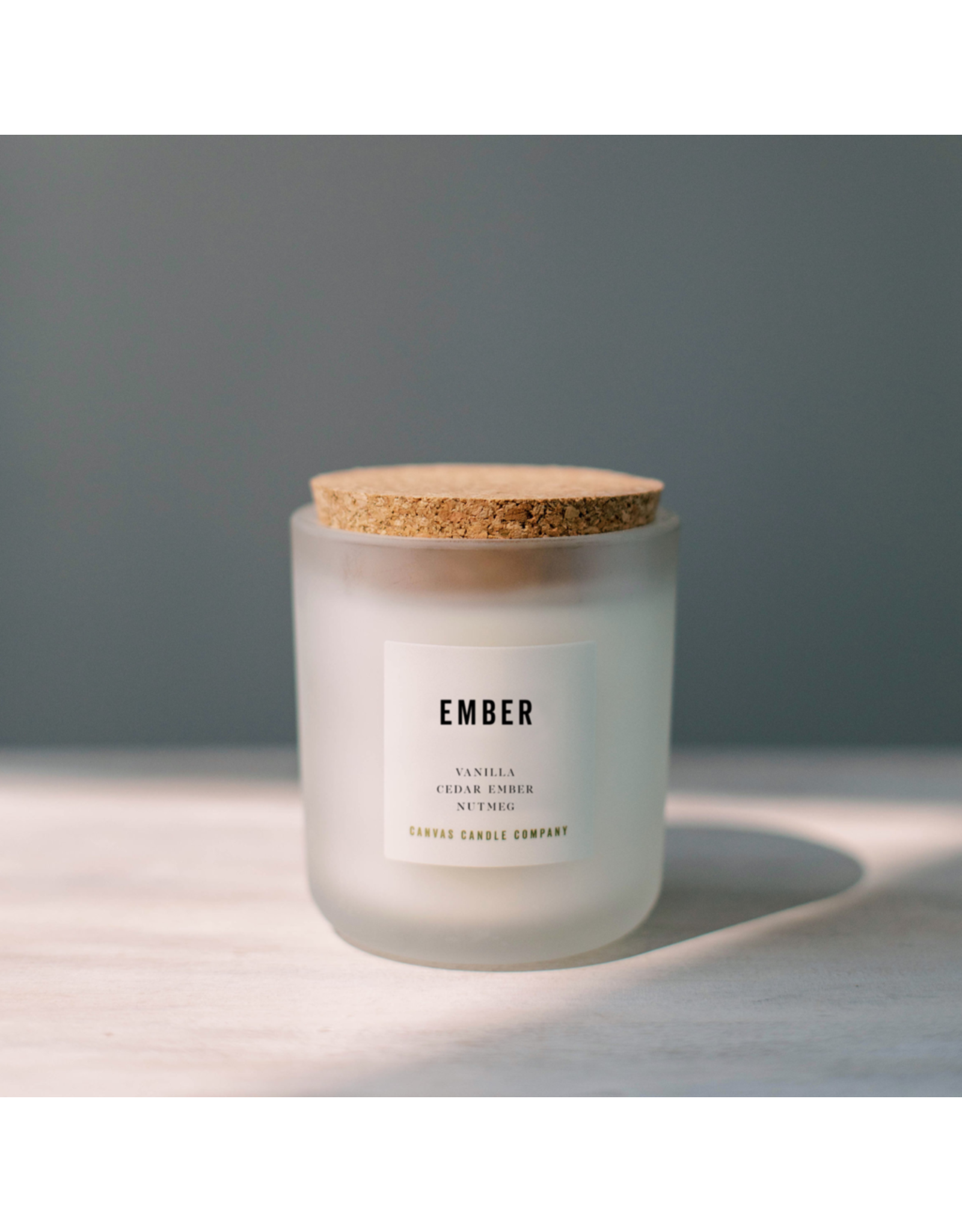 Canvas Candle Co. Ember Candle