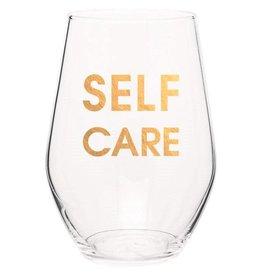 Chez Gagne Self Care - Wine Glass
