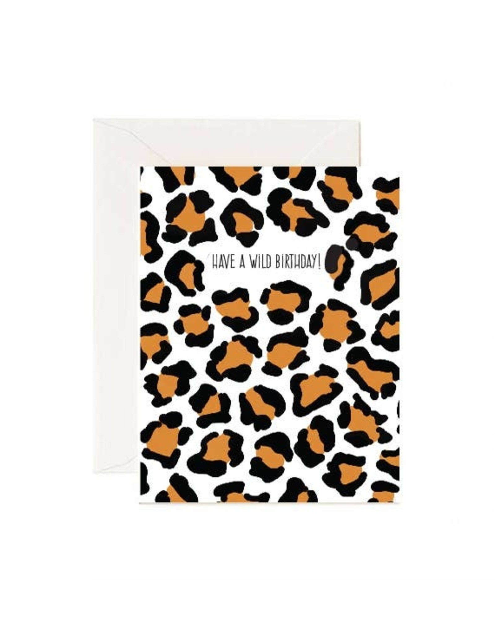Jaybee Designs Have A Wild Birthday!- Card
