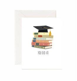 Jaybee Designs You Did It Grad - Card