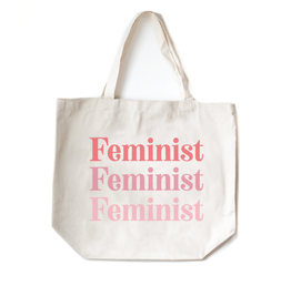 Penny Paper Co. Feminist - Tote