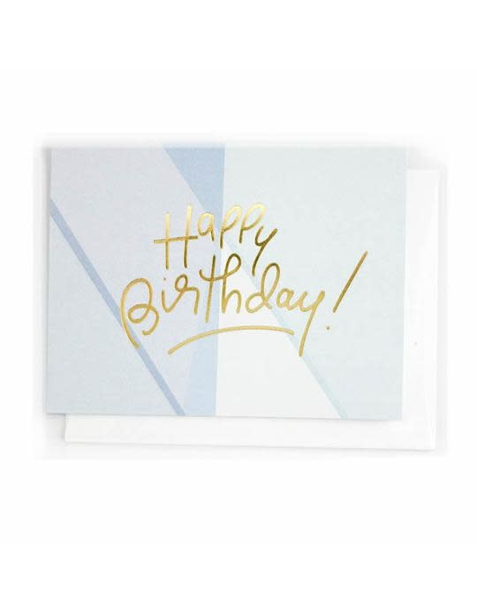 Penny Paper Co. Happy Birthday (Blue) - Card