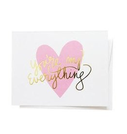 Penny Paper Co. You're My Everything - Card