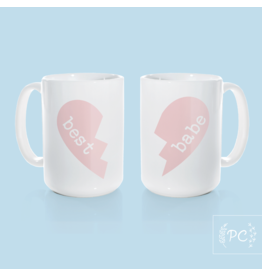 Praire Chick Prints Best Babe - Mug
