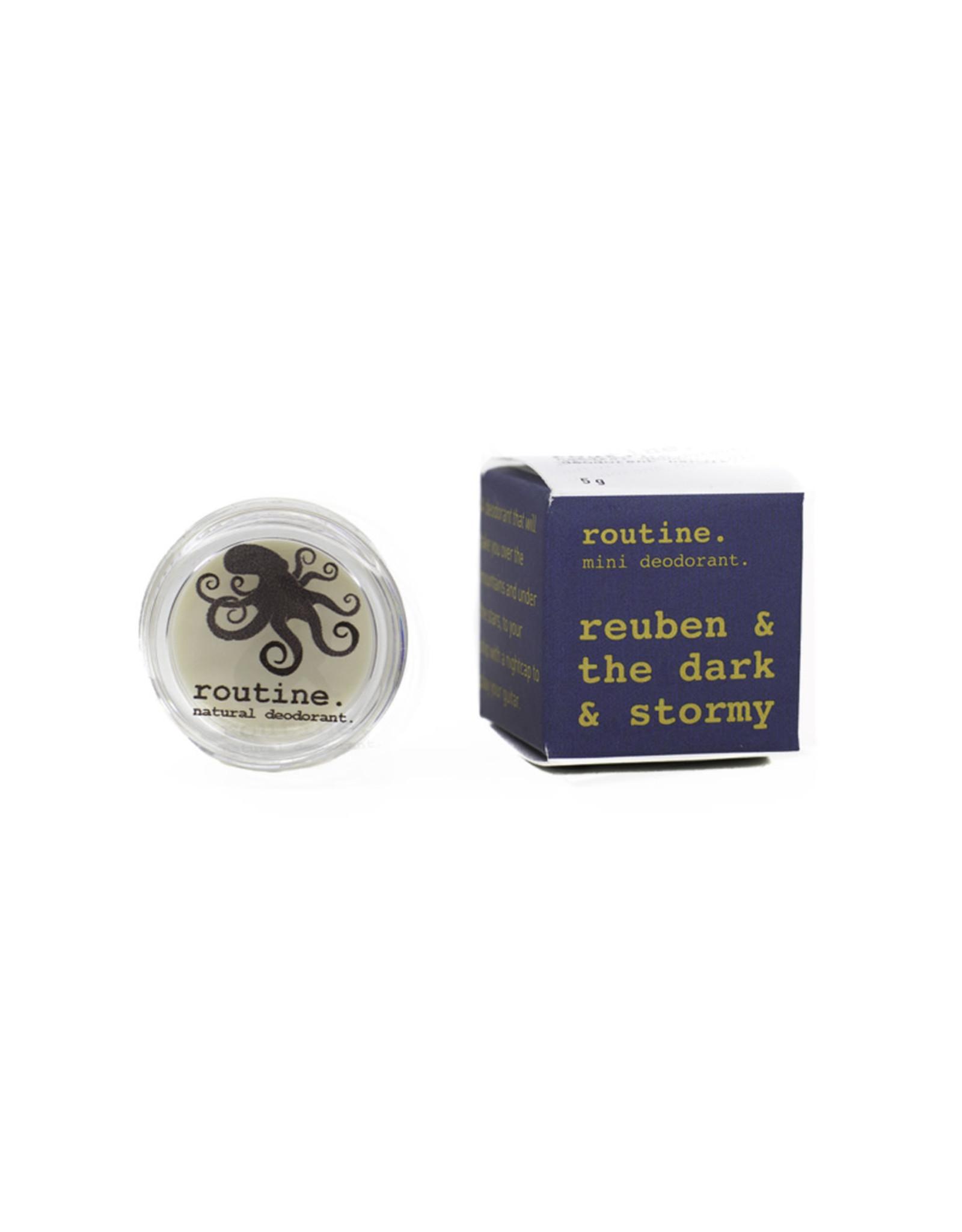 Routine Reuben & The Dark & Stormy