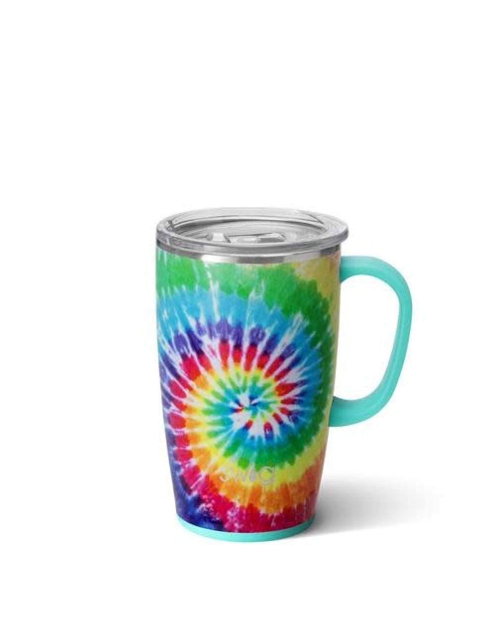 Swig 18 oz Mug - Swirled Peace