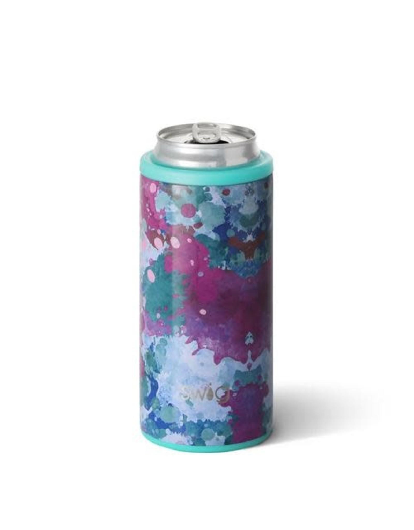 Swig 12Oz Skinny Can Cooler - Artist Speckle