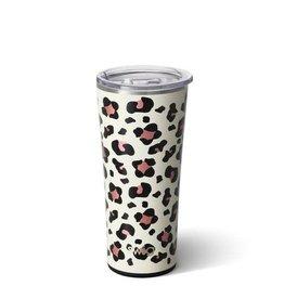 Swig 22 oz Tumbler - Luxy Leopard