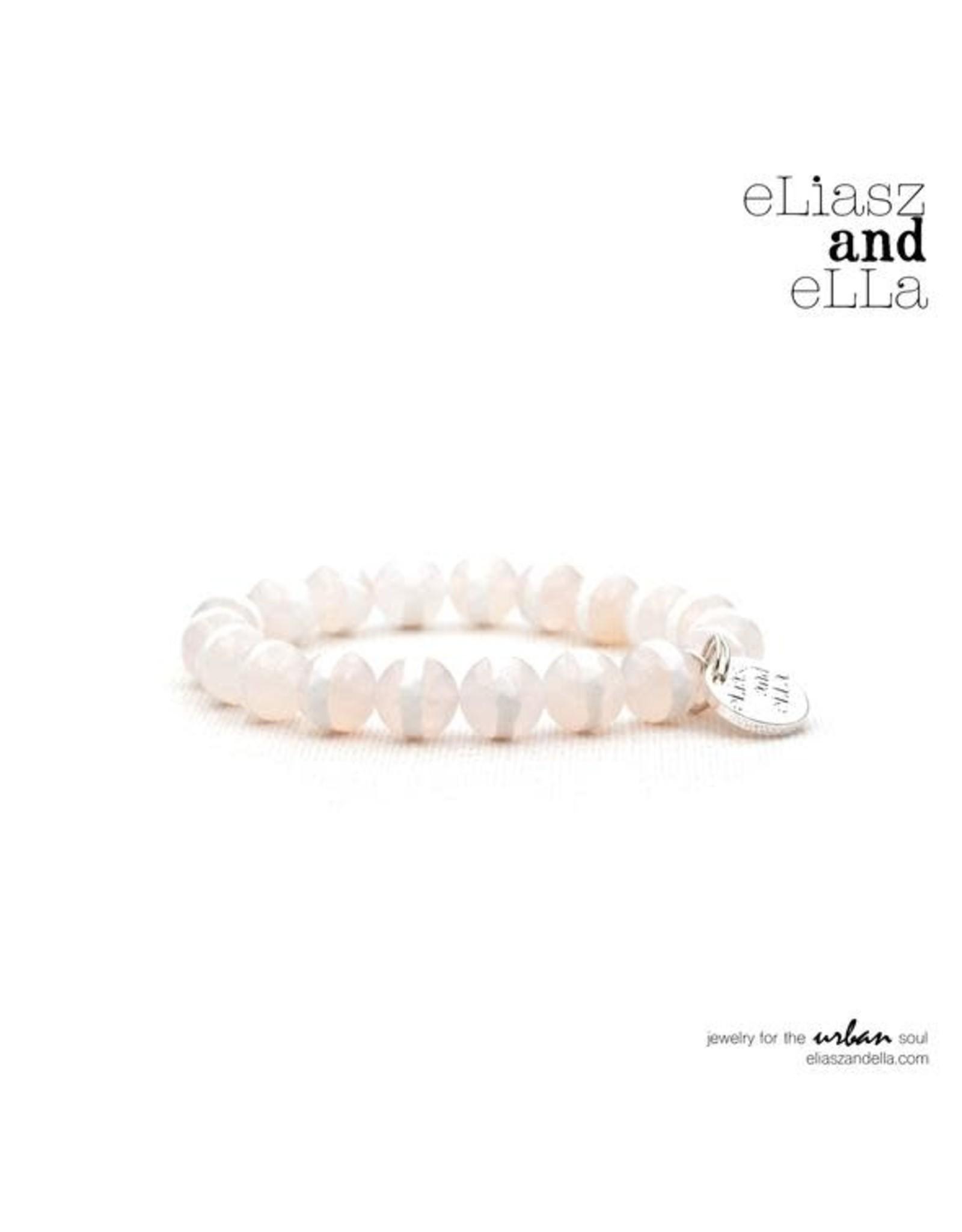 "eLiasz and eLLa ""Almond"" Stone Bangin Bracelet"