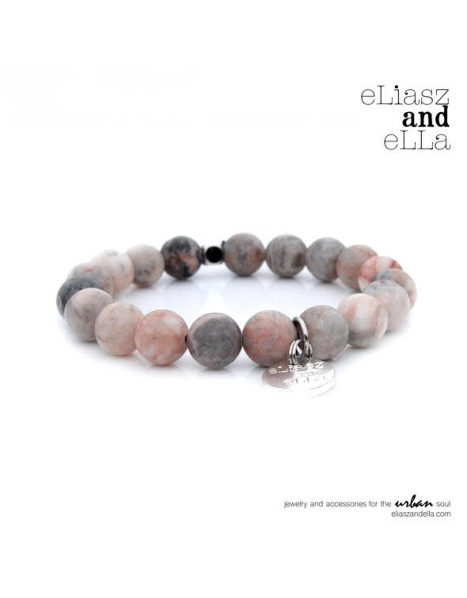 "eLiasz and eLLa ""Bliss"" Stone Bangin' Bracelet"