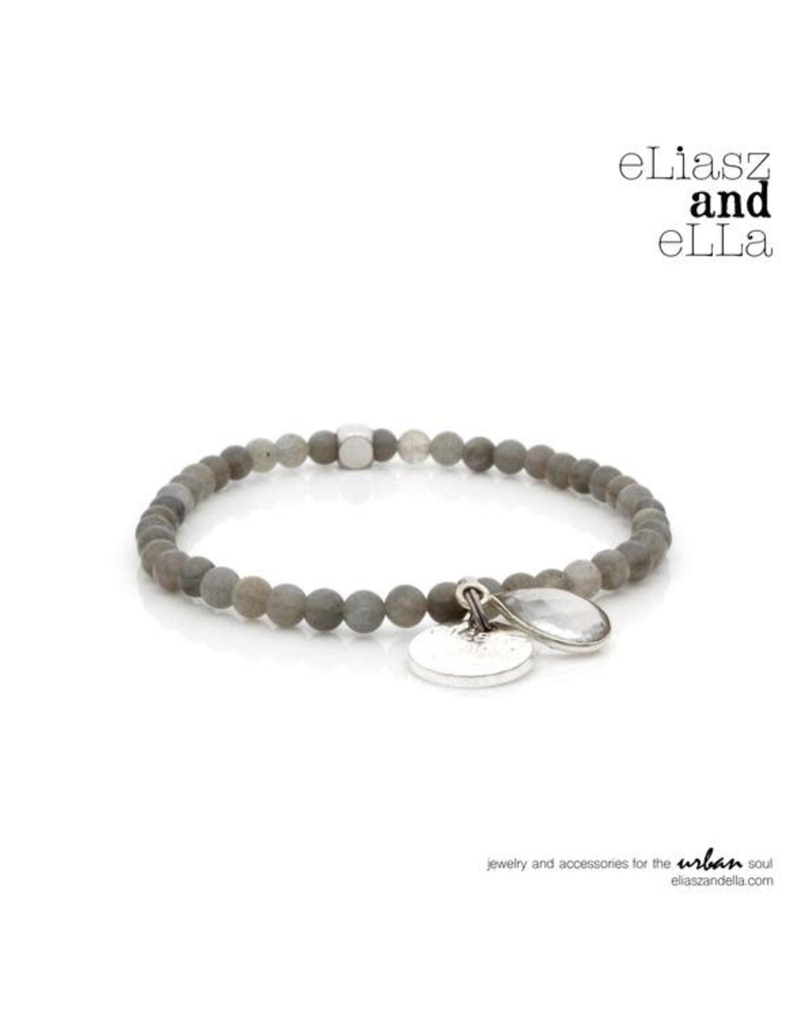 "eLiasz and eLLa ""LA-Bro"" Stone Bangin' Bracelet"