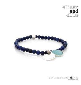 """eLiasz and eLLa """"Lapis Wave"""" Stone Bangin' Bracelet"""
