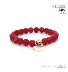 """eLiasz and eLLa """"Rosette"""" Stone Bangin' Bracelet"""