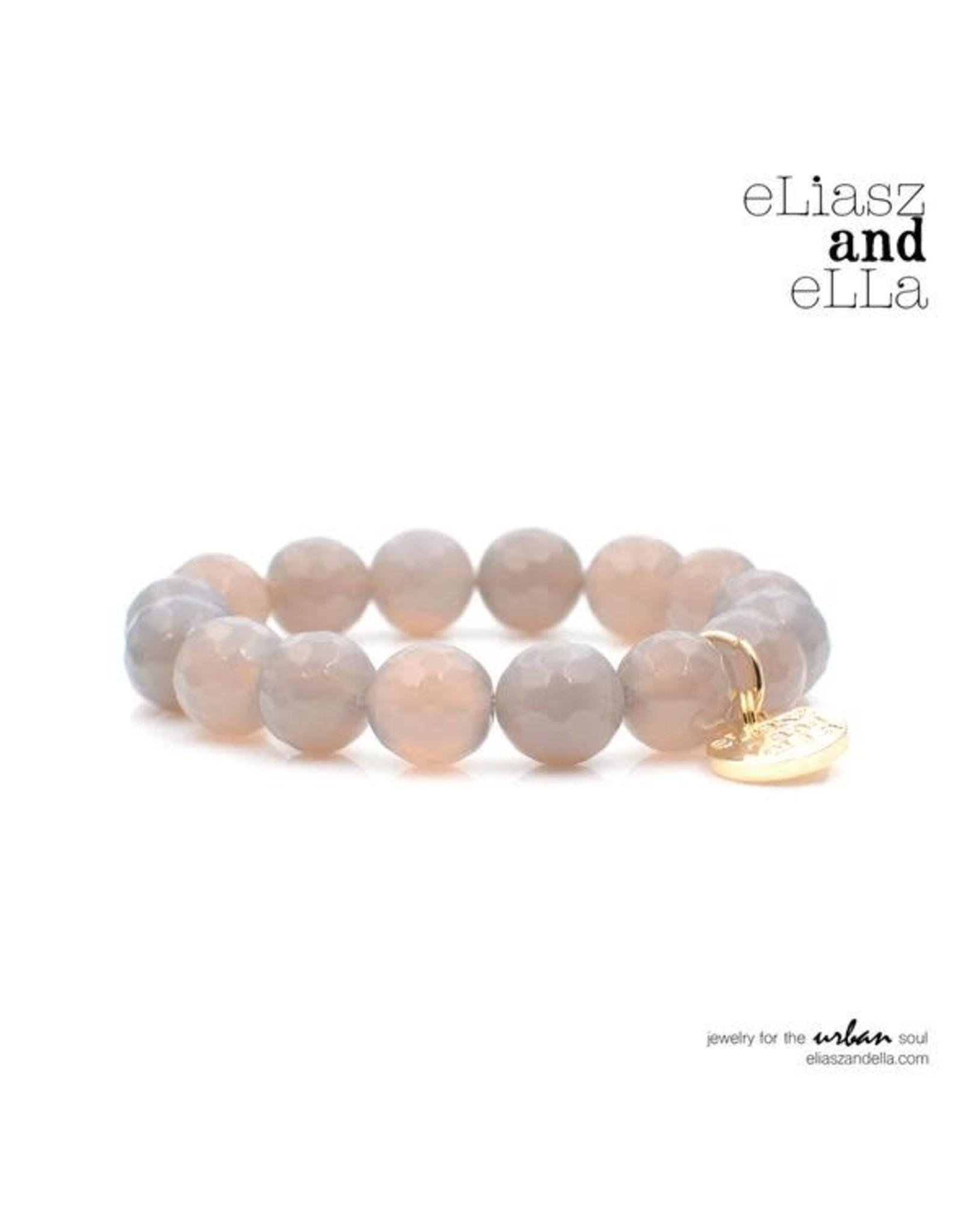"""eLiasz and eLLa """"Silvery"""" Limited Edition Bangin' Bracelet"""