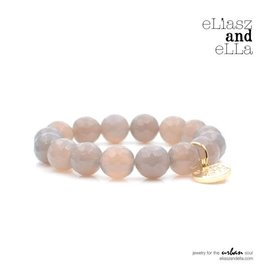 "eLiasz and eLLa ""Silvery"" Limited Edition Bangin' Bracelet"