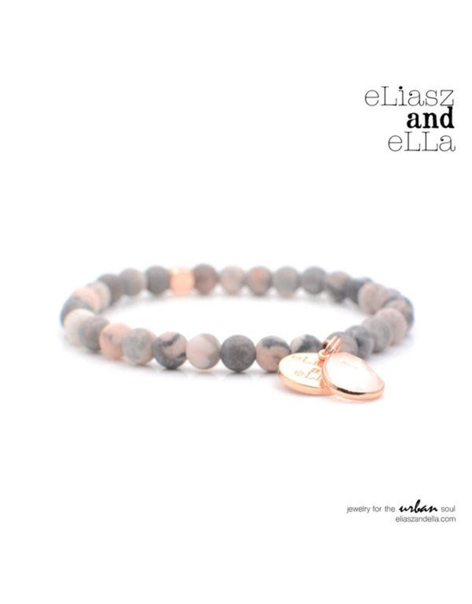 "eLiasz and eLLa ""Wildflower"" Stone Bangin' Bracelet"