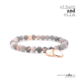 "eLiasz and eLLa ""Wildflower"" Stone Bangin' Bracelet"