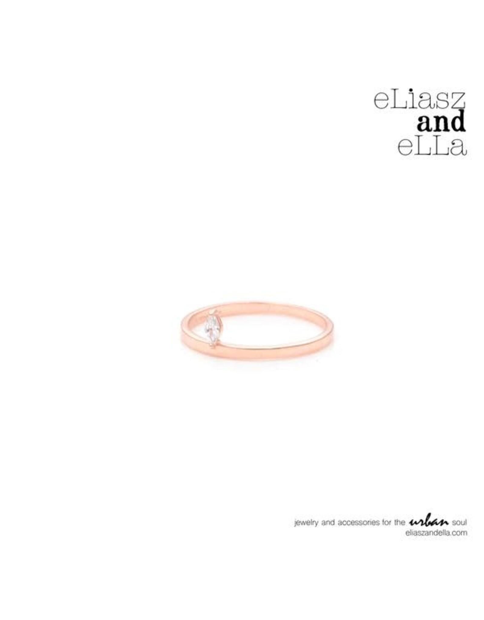 """eLiasz and eLLa """"Maiden"""" Ring"""