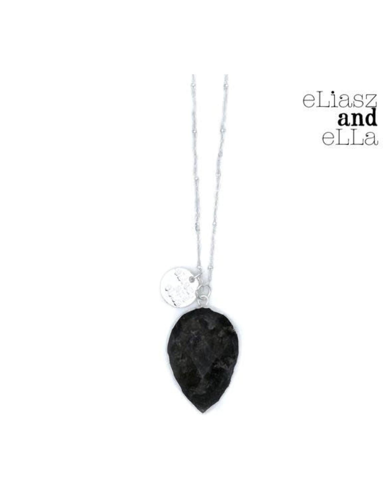 """eLiasz and eLLa """"Astonish"""" Labradorite Necklace"""