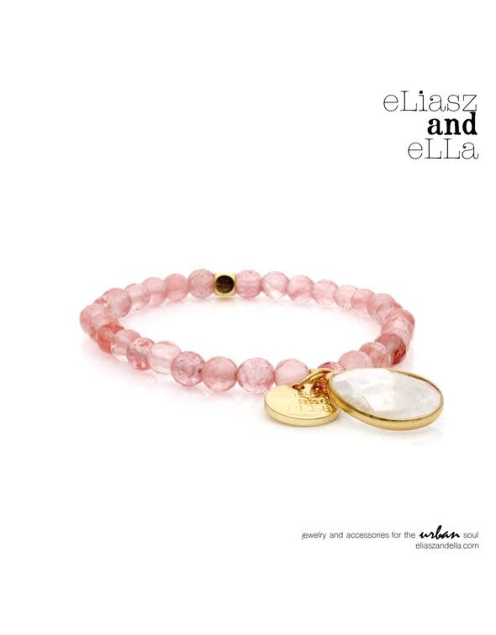 """eLiasz and eLLa Mini """"Bonbon"""" Stone Bangin' Bracelet"""