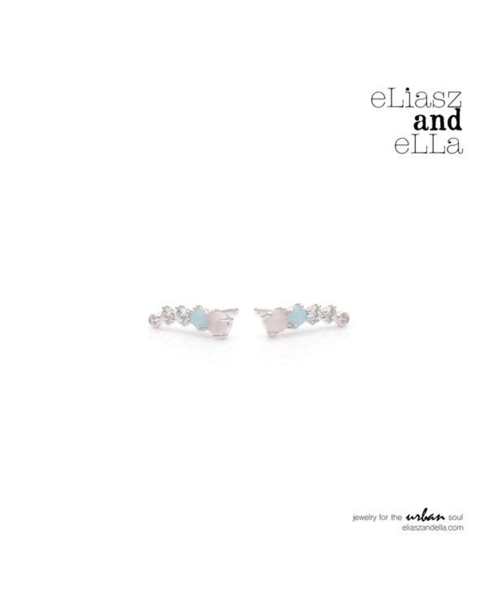 "eLiasz and eLLa Seaside ""Angele"" Earrings"