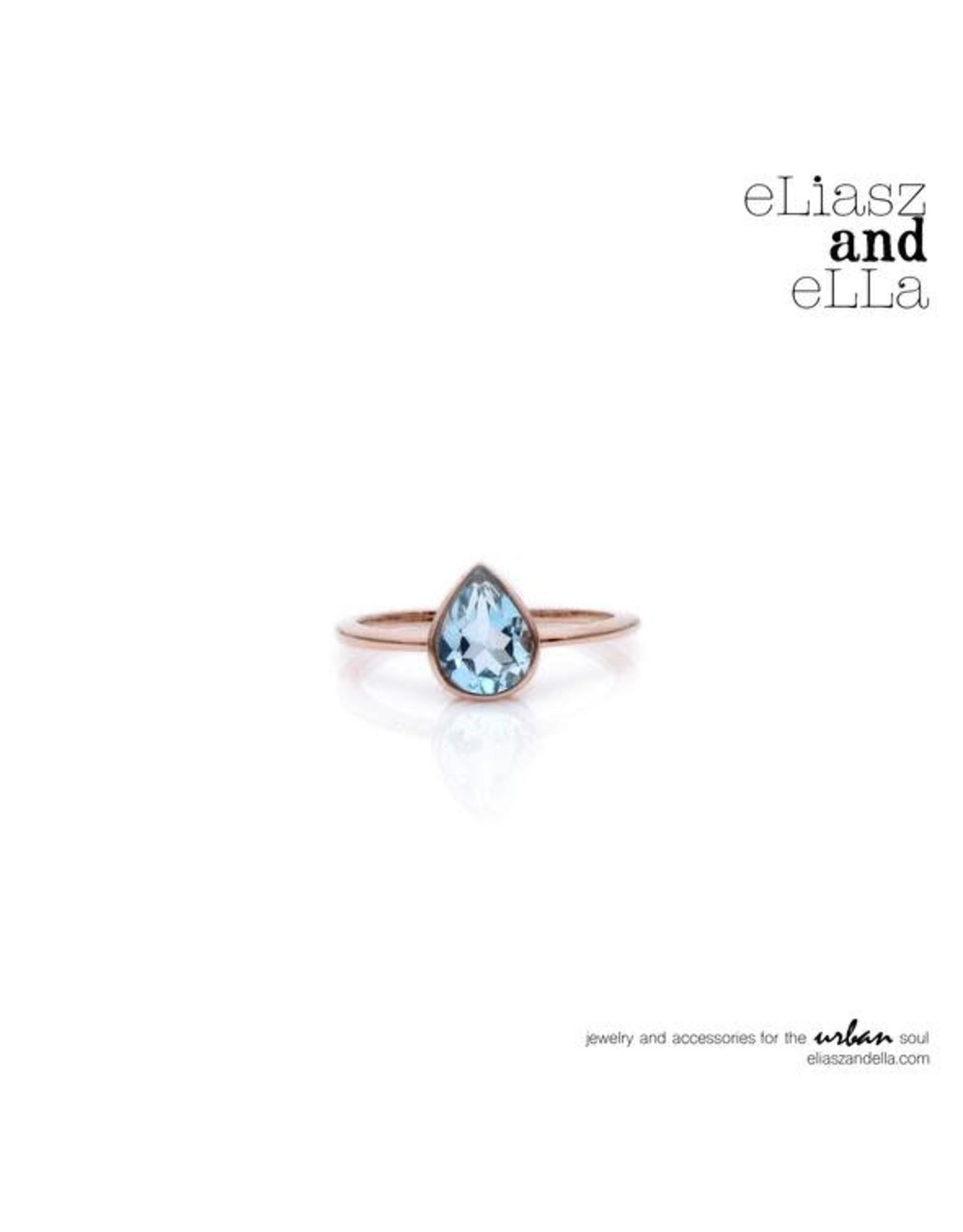 "eLiasz and eLLa ""Seaside"" Ring"