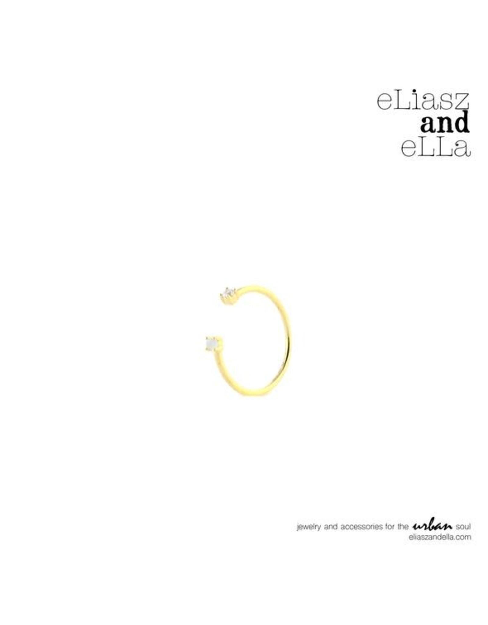 eLiasz and eLLa TreSor Ring