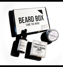 Peregrine Beard Box Care Package