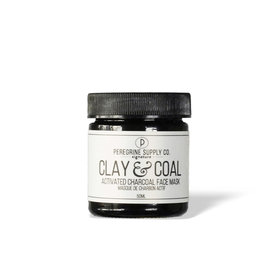 Peregrine Clay & Coal Face Mask