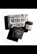 Peregrine Detox Box Face Kit