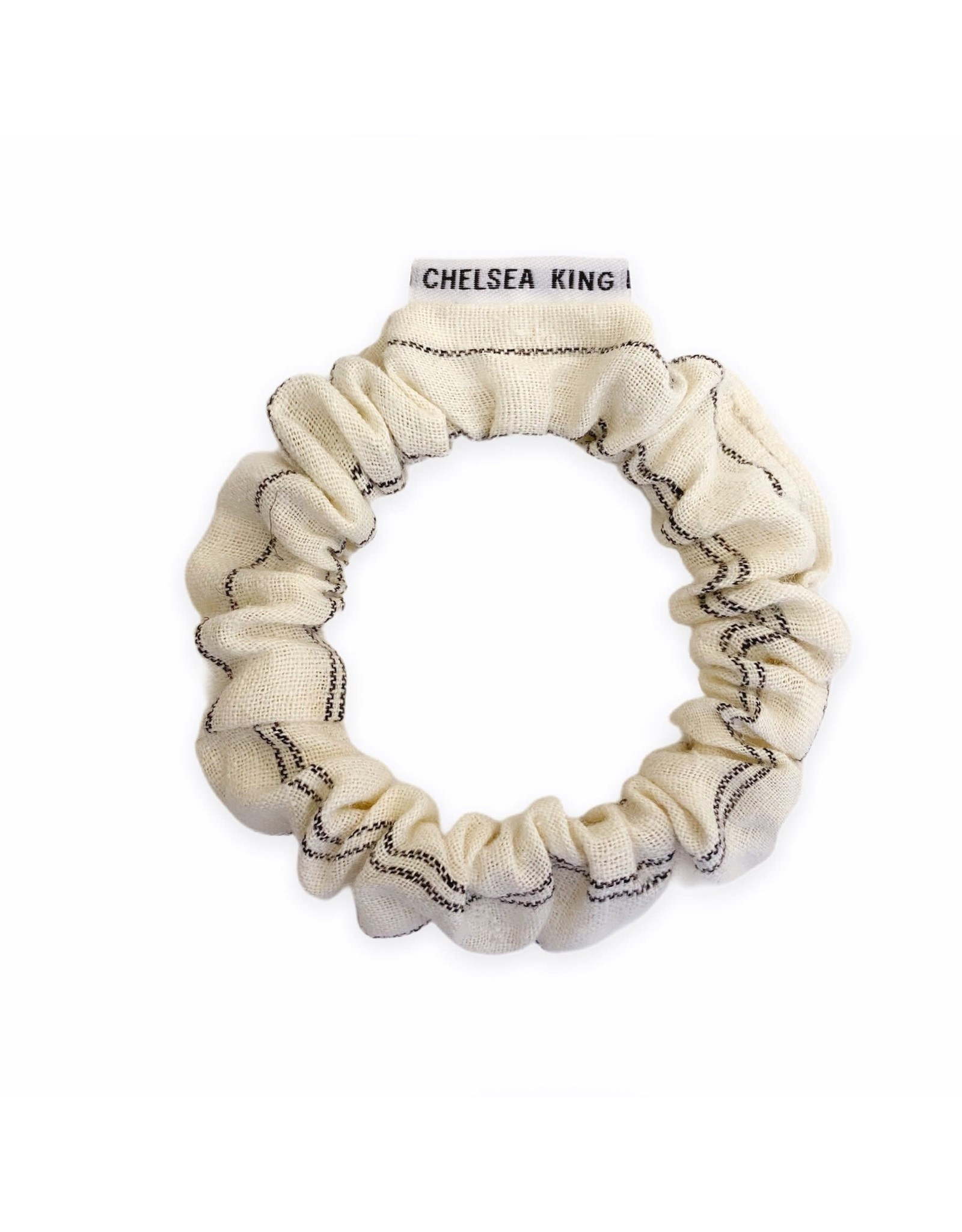 Chelsea King Resort Seychelles Scrunchie