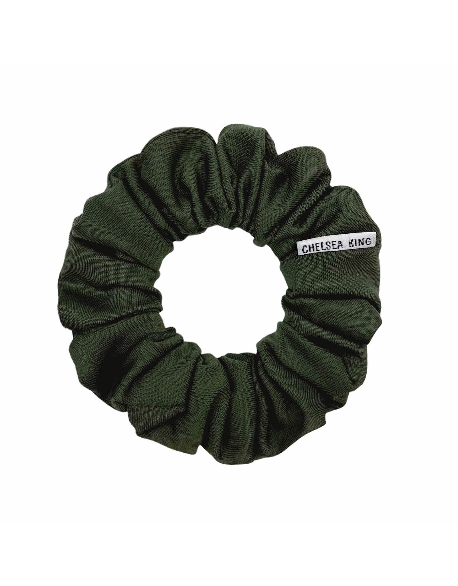 Chelsea King Active Antibacterial Forest Night Scrunchie
