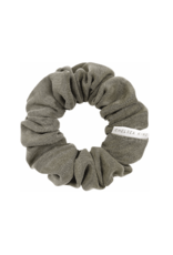 Chelsea King Luxe Olive Scrunchie