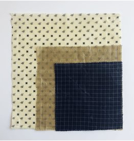 Ten & Co Classic Beeswax Wrap 3-Pack