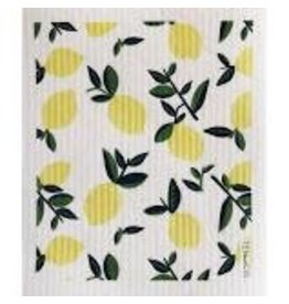 Ten & Co SMALL Citrus Lemon Sponge Cloth