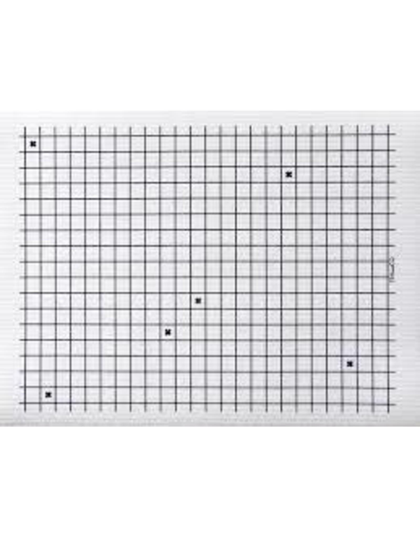 Ten & Co XL Graph Sponge Cloth Mat
