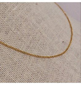 """Jewelry By Amanda Rolo Chain - Necklace 18"""""""