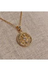 Jewelry By Amanda Aquarius Zodiac - Pendant