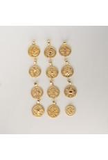 Jewelry By Amanda Cancer Zodiac - Pendant