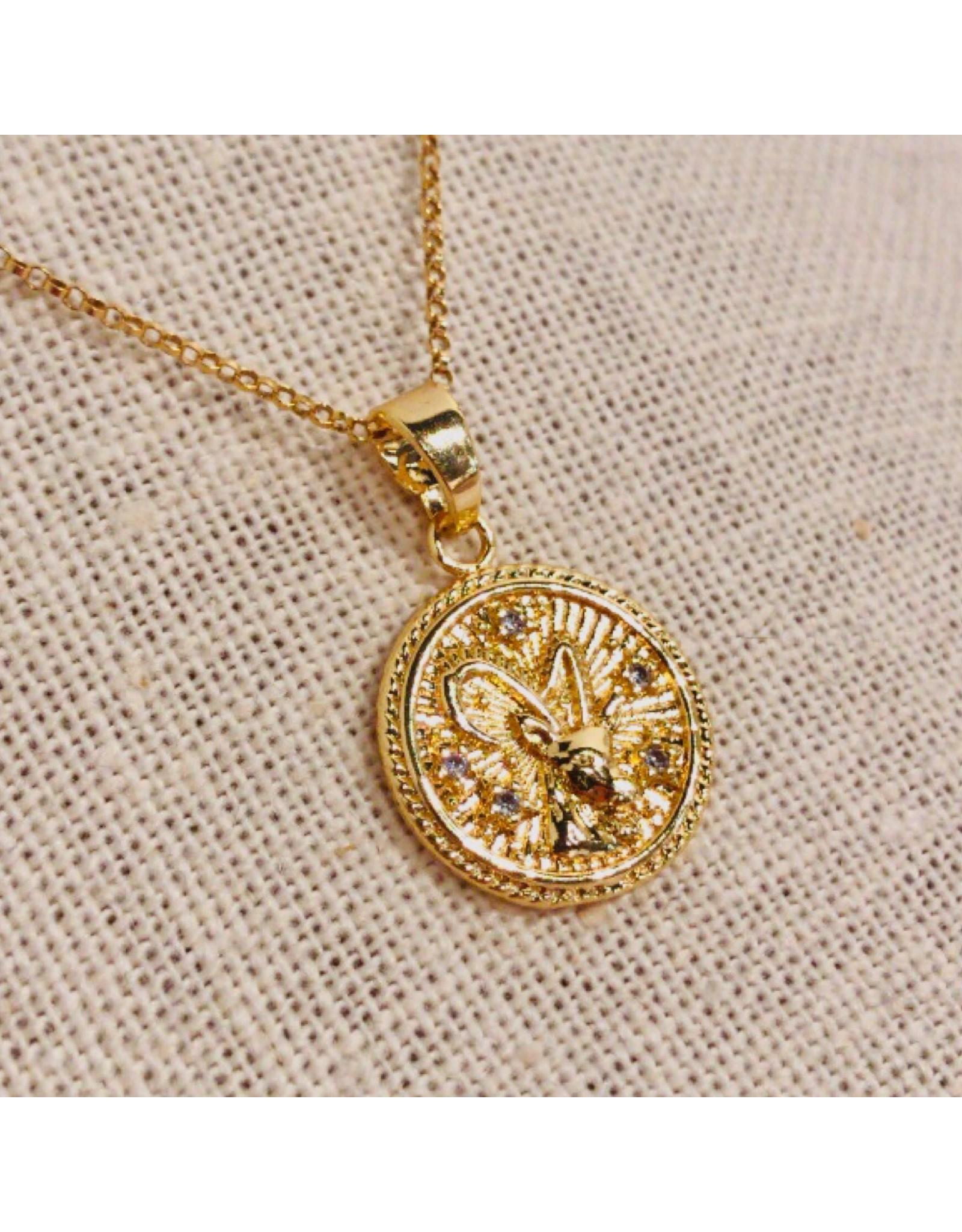 Jewelry By Amanda Capricorn Zodiac - Pendant