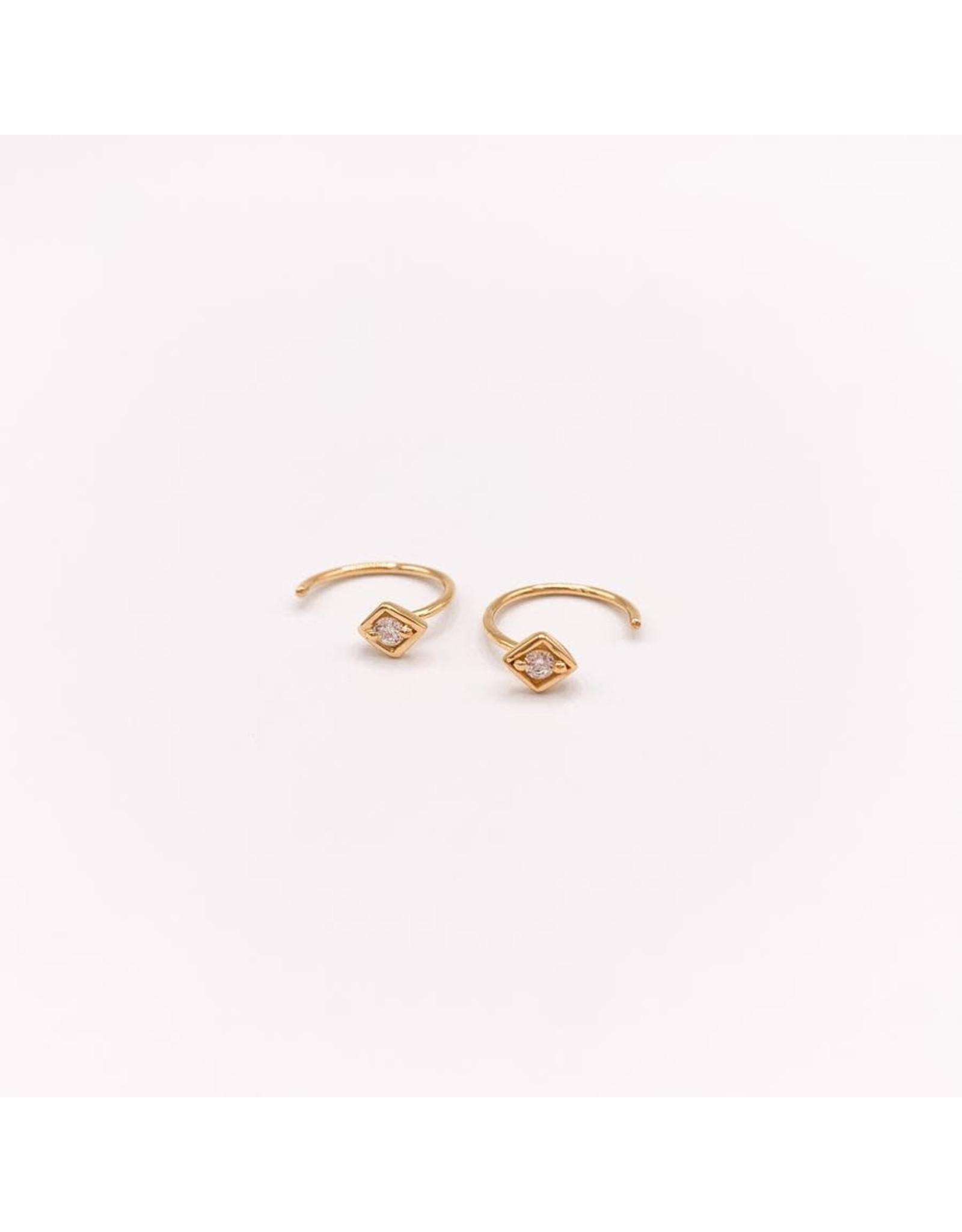 Jewelry By Amanda Gold Leo Cuffs - Earrings