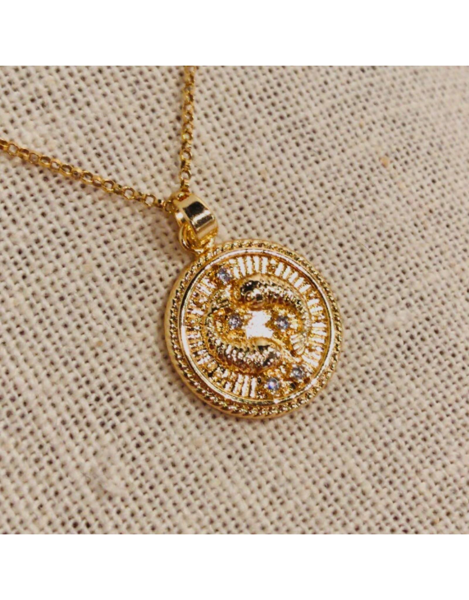 Jewelry By Amanda Pisces Zodiac - Pendant