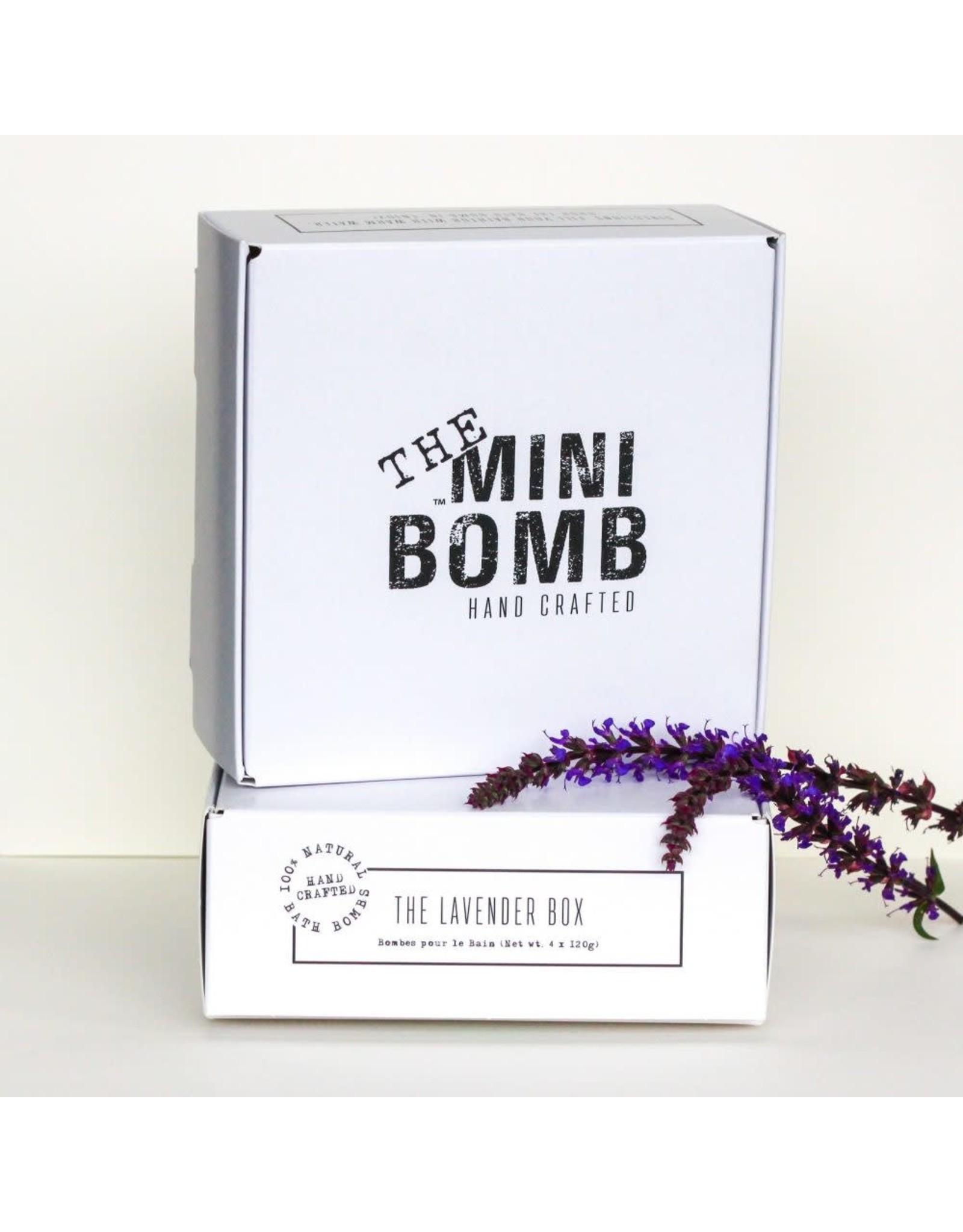 Mini Bomb The Lavender Box